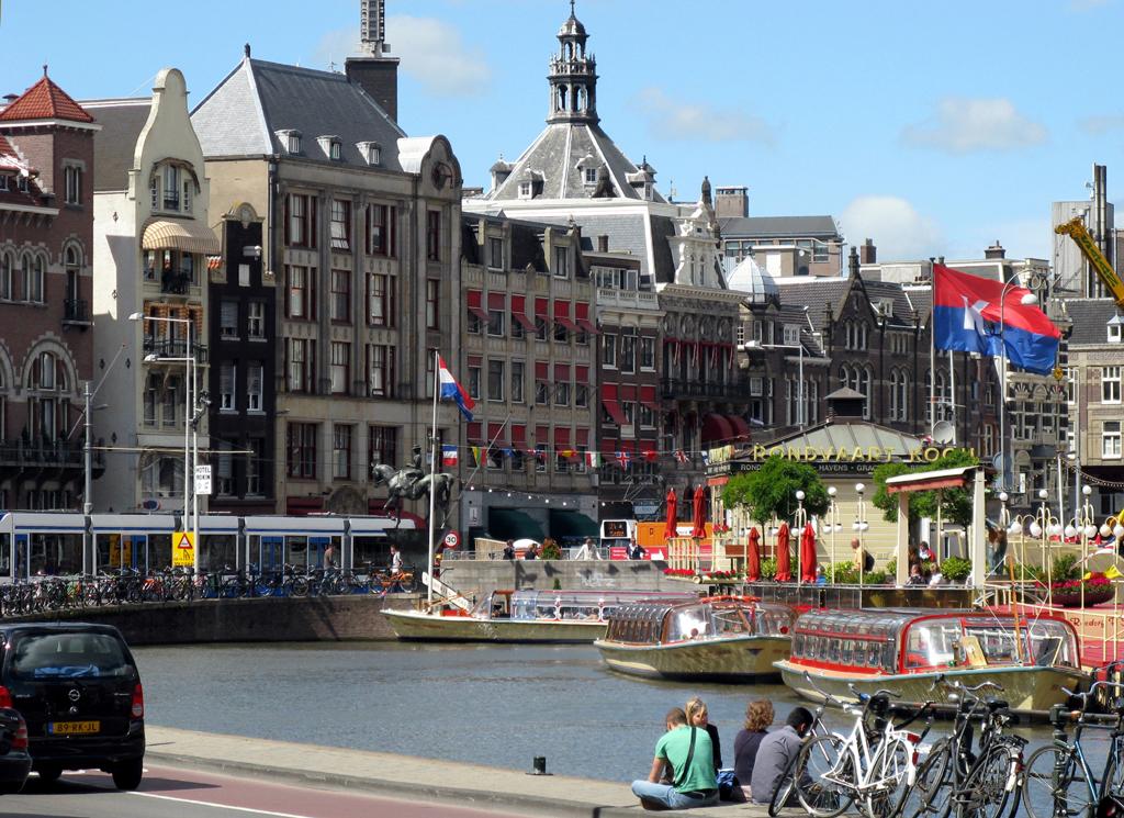 Amsterdam Hotel Innenstadt